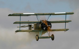 Great War Biplane