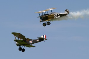 Great War Biplane a