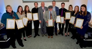 Great Yarmouth Tourism and Business Award winners group