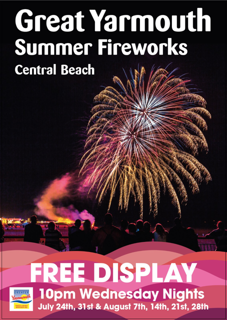 Fireworks Poster 2019
