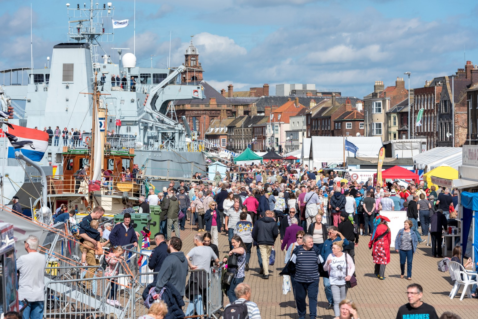 Great Yarmouth Maritime Festival 2018.  Picture: James Bass Photography