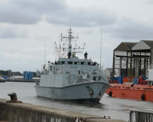 HMS Bangor 1